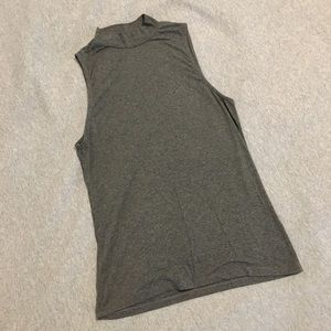 H&M Tops - Mock Neck Tank Top